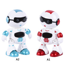 Intelligent Remote Controlled Smart Touch Sensor Robot Dancing Singing for Children Early Educational Toys(China)