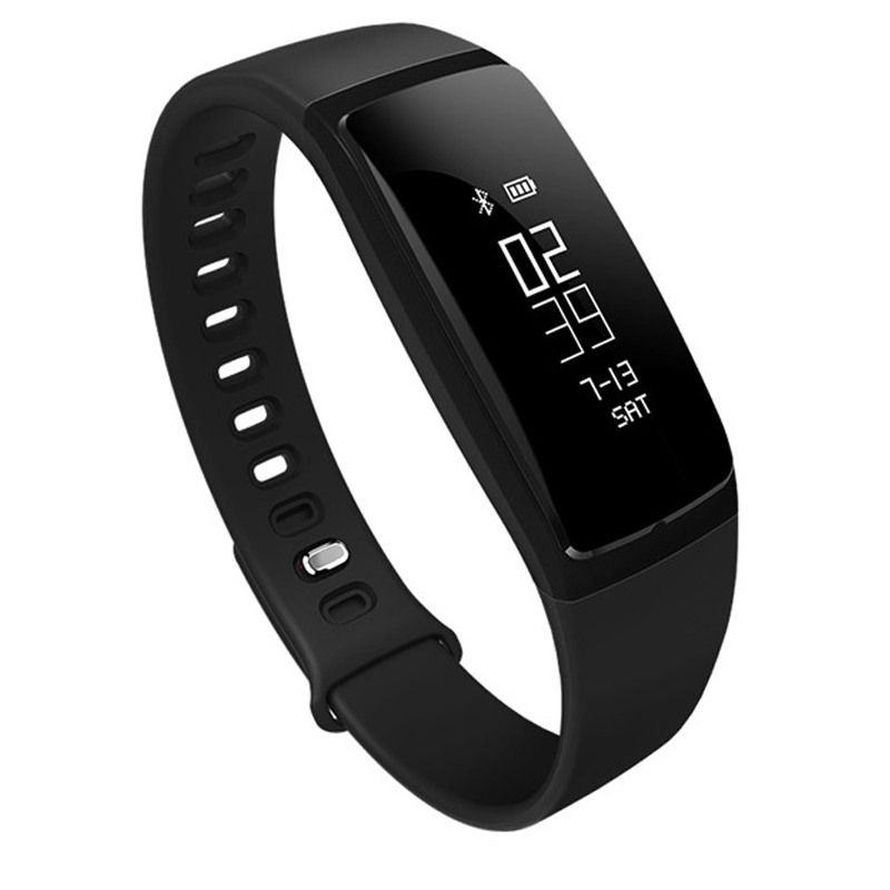 HESTIA V07s Smart Band Blood Pressure Wireless Watch Smart Bracelet Heart Rate Monitor Fitness for Android