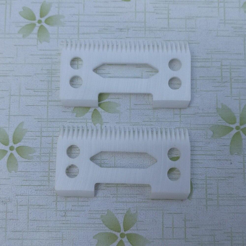 50 pcs di ceramica 808 lama di taglio per la maggior parte dei tagliatore di capelli di trasporto libero - 3