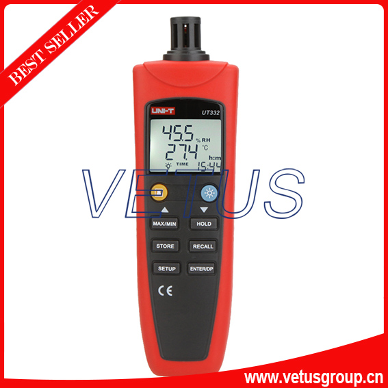 ФОТО UT332 handheld digital hygrometer thermometer with Power Saving Mode