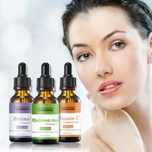 цена на Neutriherbs Face Vitamin C Serum Hyaluronic Acid Retinol Collagen Serum Kit Skin Whitening Moisturizer Anti Wrinkle Anti Aging