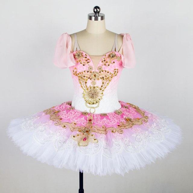 78ccd7a252a3 Adult Sugar Plum Fairy Pink Classical Ballet Tutu Ballerina ...