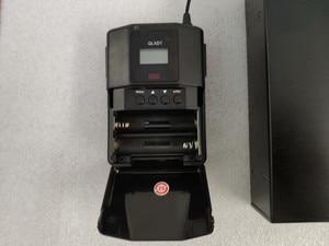 Image 4 - Professionelle bühne leistung mikrofon system drahtlose mikrofon qlxd4 87a haltegriff headset lavalier revers mikrofon mic
