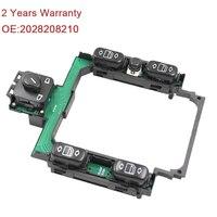YAOPEI 2028208210 202 820 8210 202 820 82 10 Fenster Master Switch für Mercedes Benz C230 C220 C280 C36 AMG