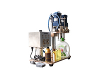 screw cap machine+Semi automatic cosmetic Bottle Capper+Industrial Machinery