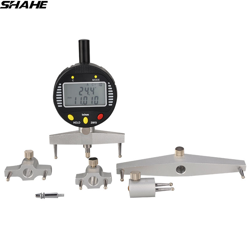 SHAE high quality indicator gauge digital radius gauge digital dial indicator