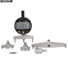 SHAHE High quality  digital radius gauge digital dial indicator