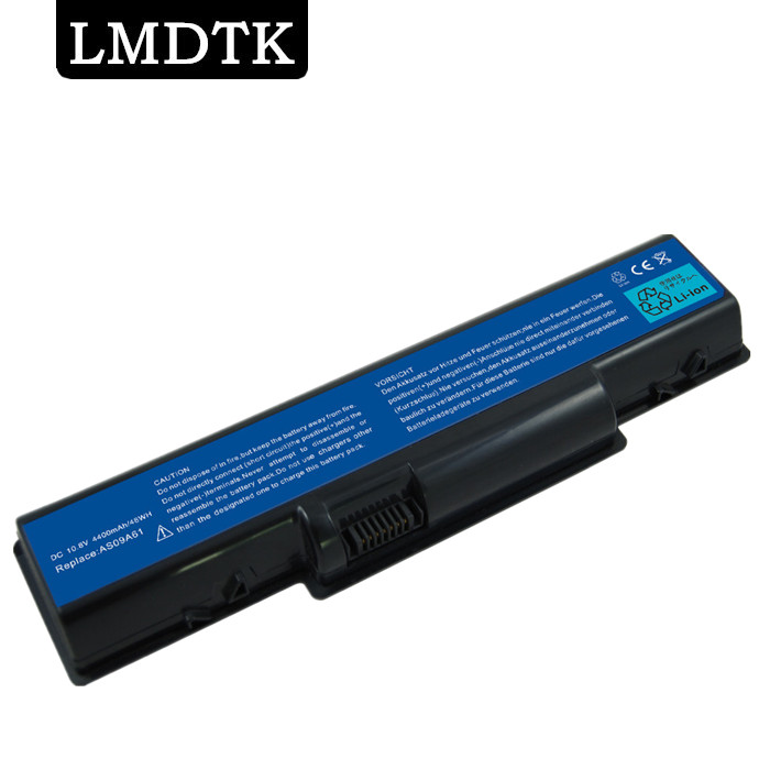 LMDTK New 6 cells laptop battery for Acer AS09A61 AS09A41 AS09A31 AS09A56 AS09A71 AS09A73  AS09A75 AS09A90  free shipping