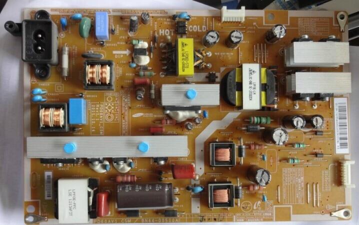 UA60EH6000R Power supply PD60AV1_CSM BN44-00500A PSLF131C04A is used use pp ua тв онлайн