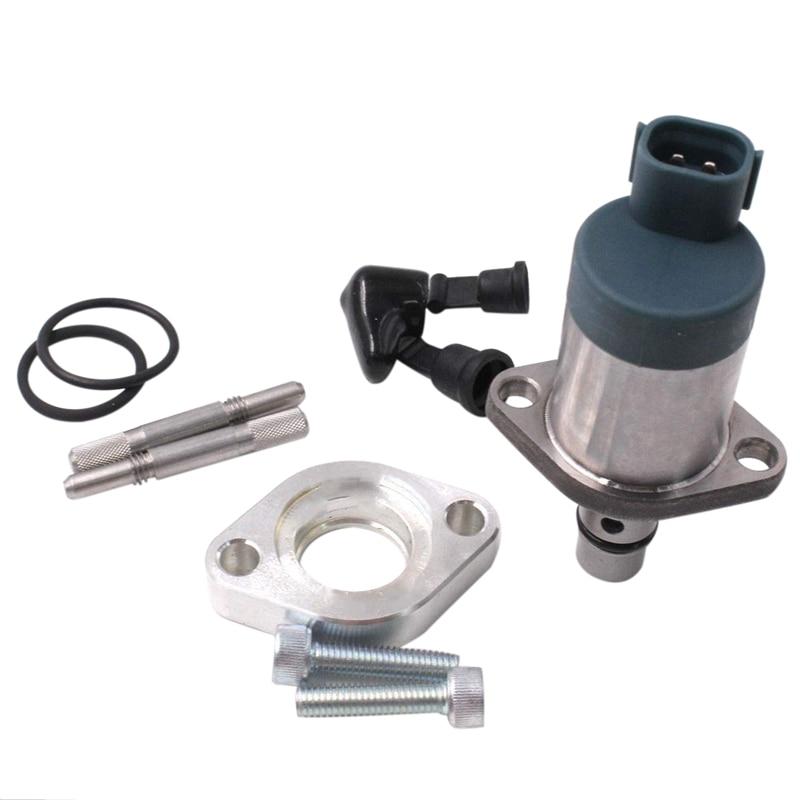 Suction control valve SCV metering valve one way sequential valve oil pump control valve applies To: Isuzu engine o