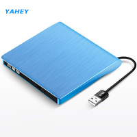 USB 2 0 External CD Drives DVD RW Burner DVD ROM Player Optical Drive CD RW