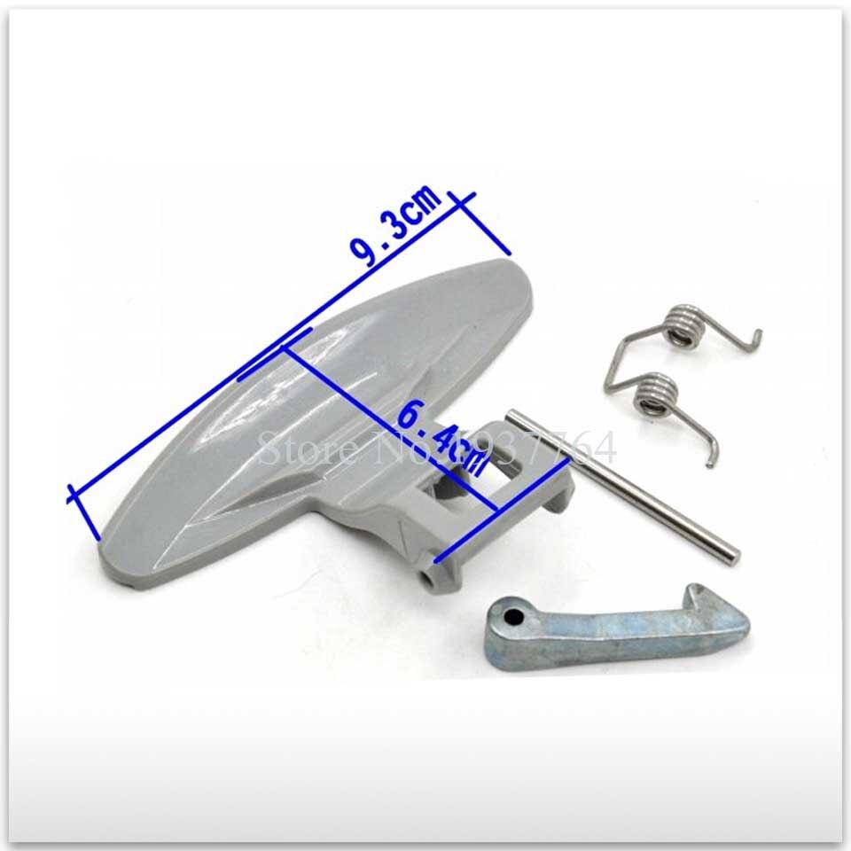 Lavaggio macchina maniglia 3650EN3005 lavatrice porta clip di manico in plasticaLavaggio macchina maniglia 3650EN3005 lavatrice porta clip di manico in plastica