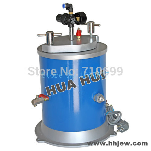 Vacuum Wax Injector Wax Injector, Jewelry Tool, Wax injection machine,Mini Wax Casting Machine hecig wax