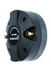 "STARAUDIO 1 pc 2400 w 1.75 ""44mm Screw-On Speaker Chifre Tweeter Driver de Compressão de Titânio SDV-44MM"