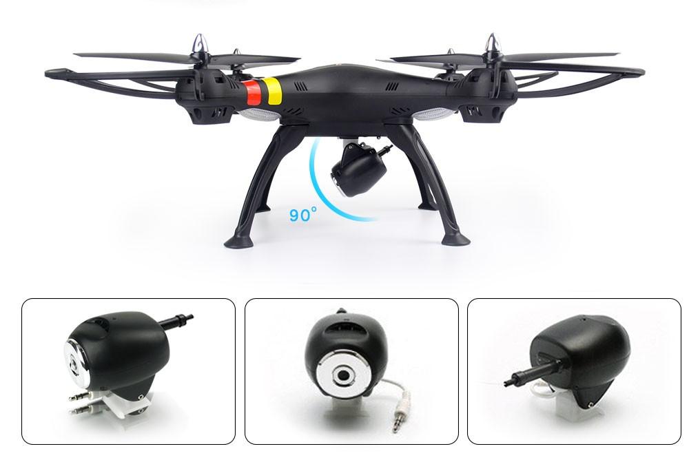 HTB12f44MXXXXXbeaXXXq6xXFXXXg - SYMA X8W WiFi fpv RC Quadcopter Профессиональный 2.4 г 6 оси SYMA X8C Радиоуправляемый Дрон с 2MP камера HD вертолет с VS SYMA X8HG