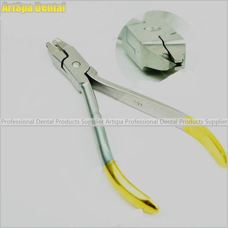 Pince de laboratoire dentaire d'instruments orthodontiques dentaires 1 Pc