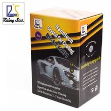 Aufgehender Stern RS-A-CCZ01 Flüssige Glas Nano Keramik Autopflege Beschichtung Hydrophoben Kristall Auto Beschichtung 50 ml Kit für profis