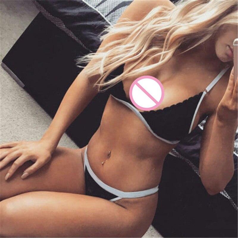 Women's Exotic apparel Lingerie Set Bra Set Sex Underwear Po