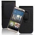 Jdble original lichee padrão vertical clipe de cinto coldre bolsa de couro casos de telefone móvel para huawei p8lite p9 p9 lite js0005