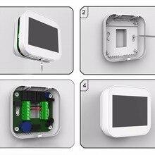 Alexa-WiFi-3 H/2C, газовый/Электрический/тепловой насос/фосфатное топливо/Обычный
