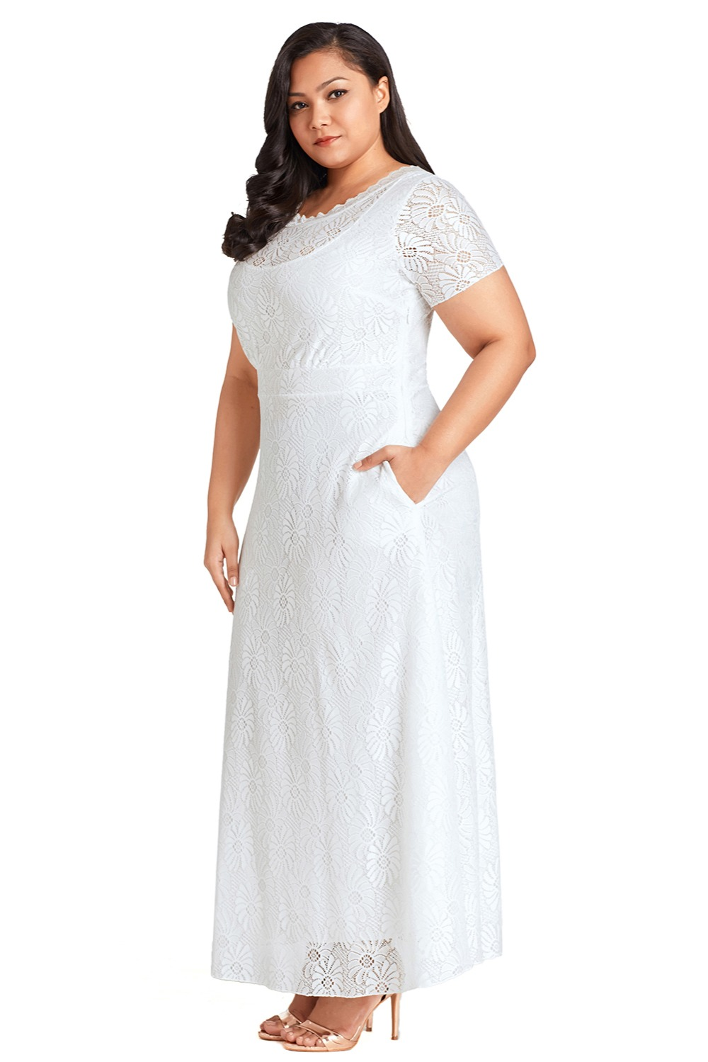 White-Plus-Size-Lace-Party-Gown-LC61917-1-4