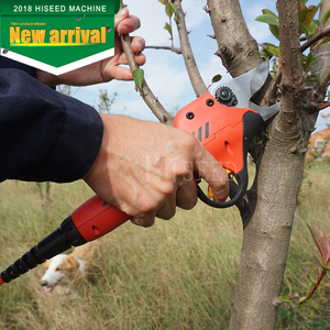 Li battery hot selling vineyard and branch power pruner shear (CE certificate)
