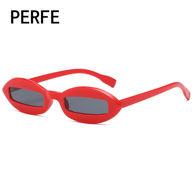 11e9892fac New Women Small Cat Eye Sunglasses 2018 Vintage Men Fashion Brand Designer  Red Shades Square Sun Glasses UV400 gafas de sol