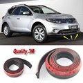 Para Nissan Murano Z51 Amortecedor Do Carro/Lábios/Spoiler Para Carro afinação/Body Kit Tira/Fitas Frontal/Lateral Do Chassi Do Corpo proteção