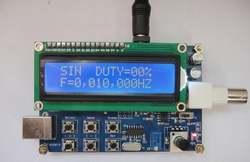 Бесплатная доставка MWG05 DDS генератор сигналов Источник 1 Гц ~ 5 мГц DDS модуль