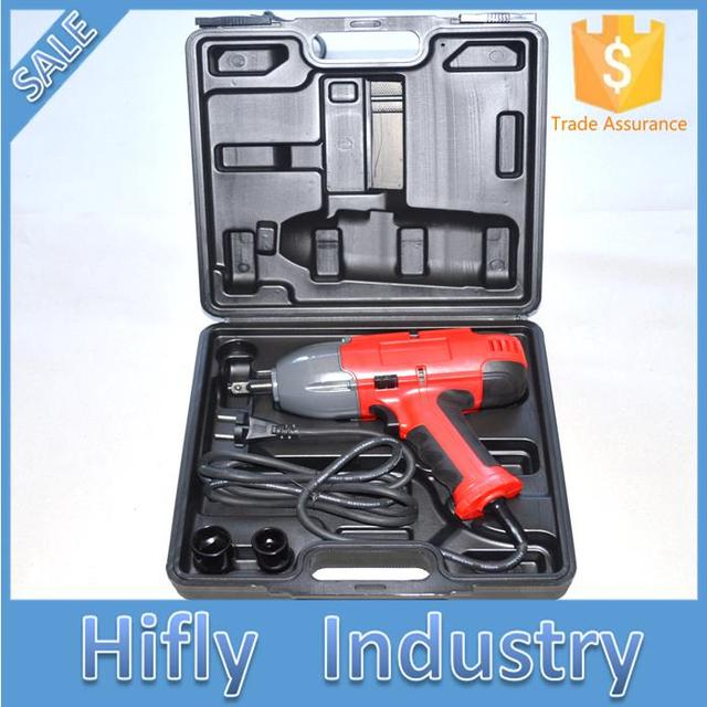 Hy 600 230v 110v Ac Electric Impact Wrench Auto Tools Gs Ce Emc E Mark Pahs Rohs Certificate