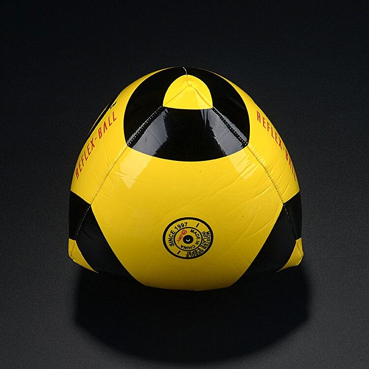 Reflex Ballon De Football Gardien Formation Triangle Rebond Objectif Pratique De Gardien De But Gardien de But Élastique Réaction Force Formateur Outil