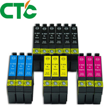 15 PCS 16XL T1631 1632 ink cartridge for INK WorkForce WF-2010W WF-2510WF WF-2520NF WF-2530DW WF-2540WF WF-2750DWF 2760DWF