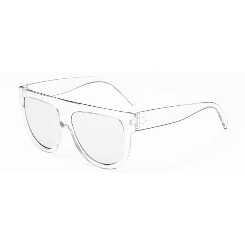 6026fdd771684 ... Trend sunglasses for women 2018 new glasses ladies girls Sunglasses  large frame fashion glass black sunglass ...