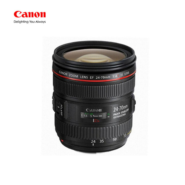 Canon 24 70 f4 lente para Canon EF 24 70mm f/4L IS USM Lentes ...
