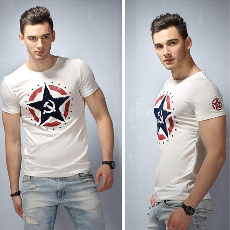 LetsKeep nova poletna taktična majica za moške vojska s kratkimi - Moška oblačila - Fotografija 3