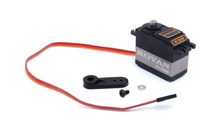 1/5 <font><b>scale</b></font> <font><b>rc</b></font> baja <font><b>parts</b></font> Rovan <font><b>parts</b></font> New Product 20KG digital throttle servo 630301 image