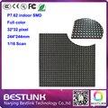 32*32 пикселей СВЕТОДИОДНЫЙ дисплей модуль 244*244 мм p7.62 SMD крытый полноцветный светодиодный крытый светодиодные панели дисплей привело видеостены реклама