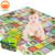 180 CM de Espuma Tapetes de Jogo Do Bebê Tapete Infantil Esteira Do Jogo Do Bebê Cobertor subida Interior Ao Ar Livre Atividade Bebê Esteira Esteira de Praia À Prova D' Água PX01