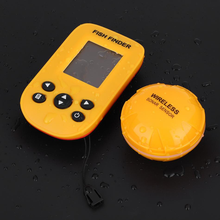 PDDHKK Portable Sonar Depth Fish Finder 90 Degress With LCD Monitor Fishing Lure Echo Sounder Fish Finder For Lake Sea Fishing(China)