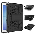 Dazzle Impact Hybrid Armor Kickstand Hard TPU+PC Back Case for Samsung Galaxy Tab A 8.0 inch T350 T351 T355 SM-T355