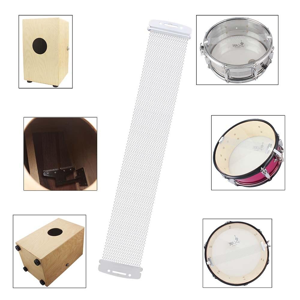 Stahl Snare Wire für 14 Zoll Snare Drum Cajon Box Drum Percussion 40 Strang