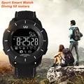 Deporte smart watch up xwatch para deporte al aire libre, profesional a prueba de agua, bluetooth 4.0, aplicación es compatible con android y ios