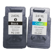 Compatible Ink Cartridges240XL 241xl for Canon GP-240 CL-241 for Canon PIXMA MG2220 MG3122,MG3220,MG4120 MG4220