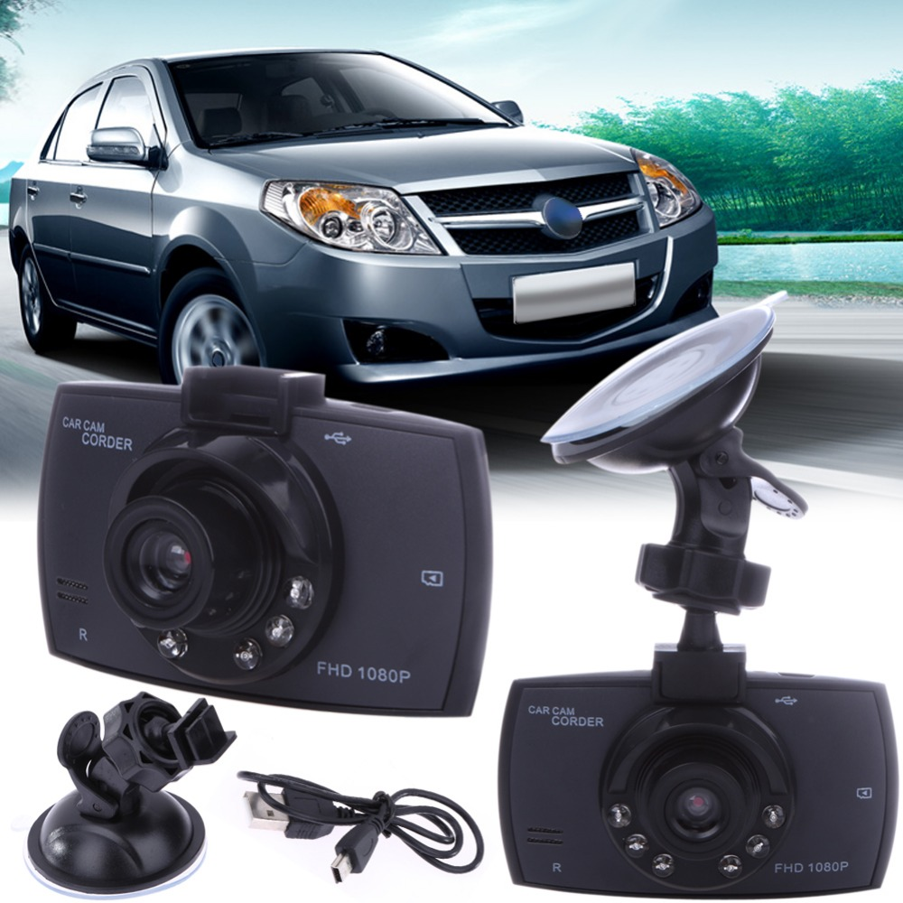 2.4 Inch 120 Degree Mini Car DVR Camera FHD 1080P Video Registrator Recorder Motion Detection Night Vision G-Sensor Dash Cam 10