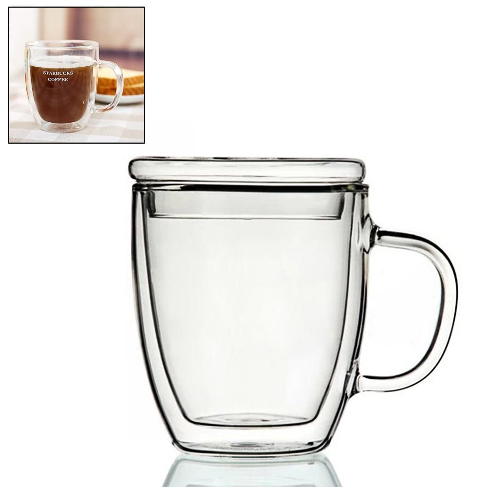 russia 350ml handmade healthy coffee mugs double wall coffee cups heat resistant glass mugs. Black Bedroom Furniture Sets. Home Design Ideas