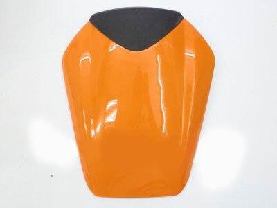 Capot de siège arrière Orange pour Honda CBR1000RR CBR 2008 RR 2010-1000 - 3
