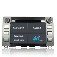 New HD 1024 600 Android 5 1 1 For TOYOTA TUNDRA 2014 2015 Car DVD Player