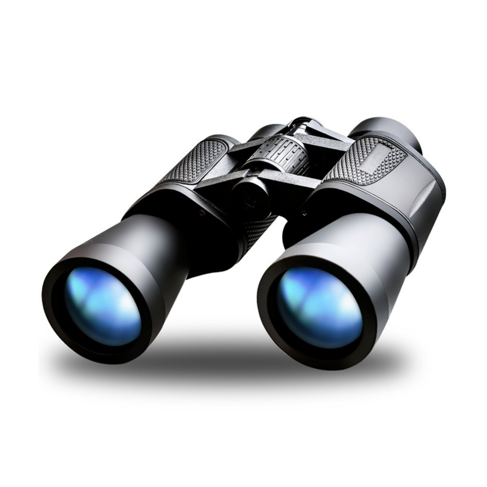 16X50 HD Binoculars High Powered Magnification Telescope 367FT/1000YDS Field-glasses Compact For Outdoor Sightseeing Sport real free shipping skw optics 16x50 sniper binoculars high magnification big eye lens bak4 telescope for sports outdoor