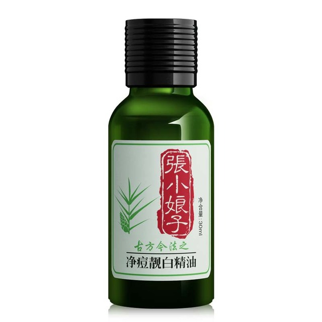 Net pox whitening essential oil 30ml medicine acne products male women's blain acne