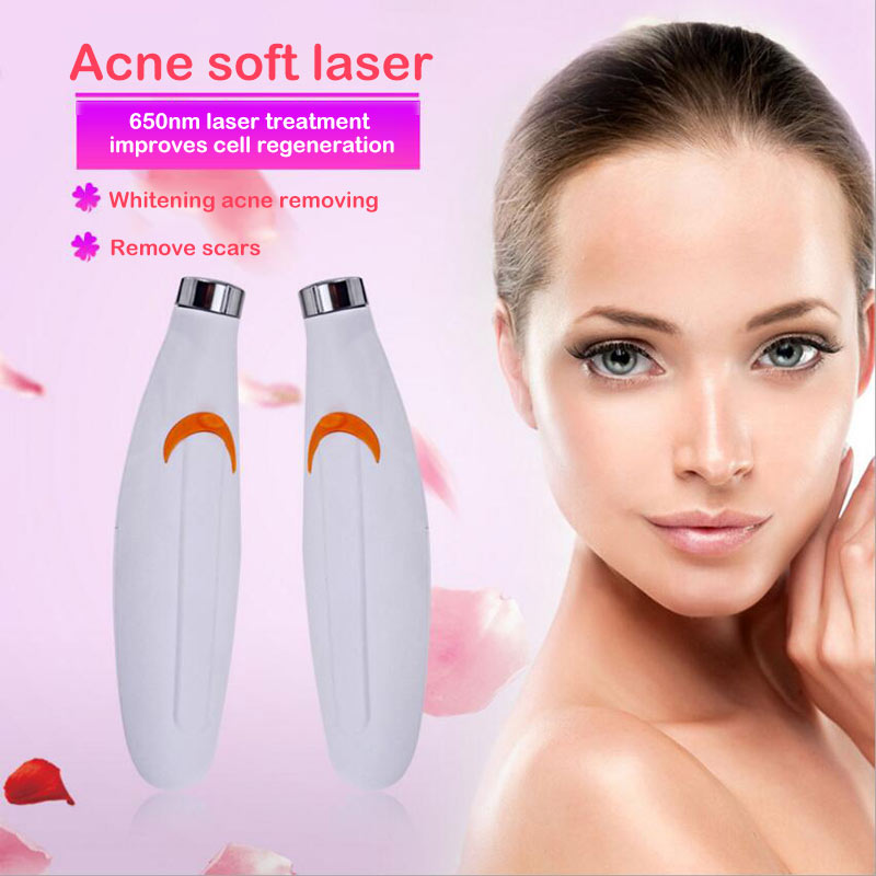 Low Level Laser Acne Remover Soft Scar Acne Treatment Facial Skin Care Wrinkle Removal Radiumization